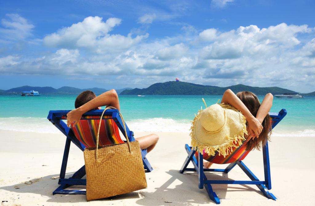 Celebrity Vacation Spots