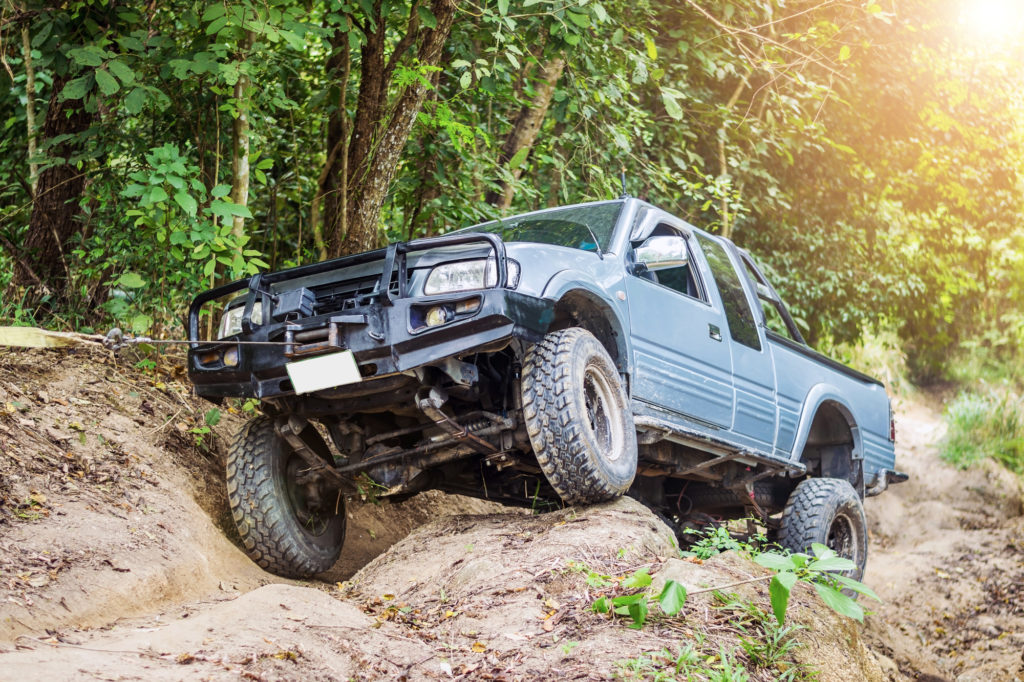 Off Road and off Map: 5 Bucket List Trails to Try Off-Road Driving California Off Road Maps on